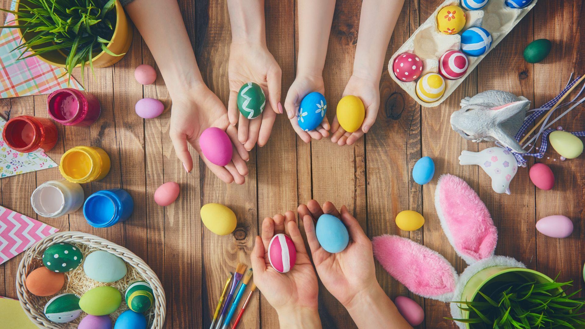 Comment organiser Pâques avec le confinement