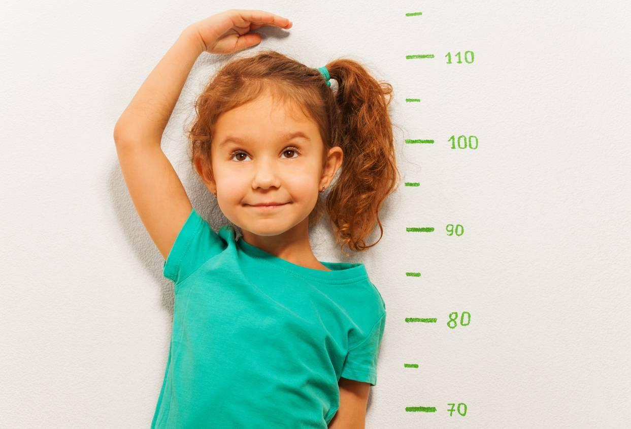 chambre toise pour mesurer enfant